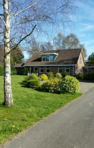 Zeer luxe vakantiewoning 2-10 pers. - Nieuwe Pekela - Dům