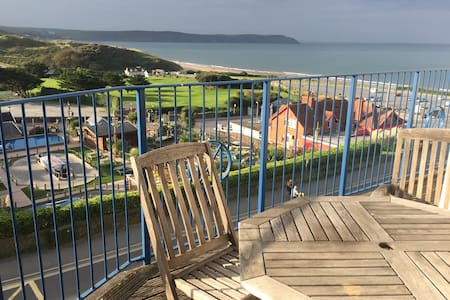 11 Narracott Apartments, Woolacombe - Appartement