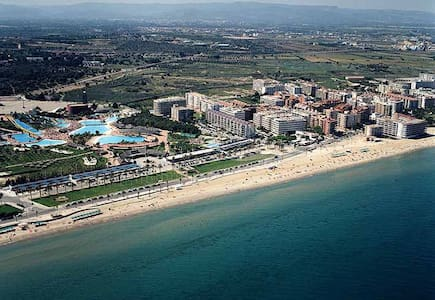 Precioso ático,a 50 mtrs de playa - Platja de la Pineda