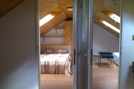 Cosy room under the roof - Appartamento