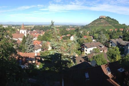 TOP Lage, wundervolle Aussicht ... - Staufen im Breisgau
