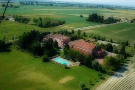 """Farmhouse """"Villa Grimani"""" Feniletta - Apartment"""
