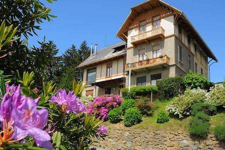 B&B in villa storica con ampio e rilassante parco - Bed & Breakfast
