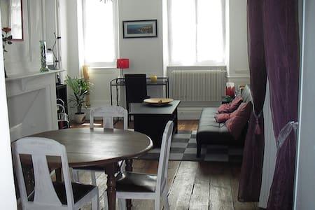 APPARTEMENT QUARTIER HISTORIQUE - Granville - Apartemen