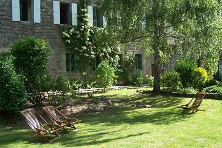 Gîte Le Moulinage Ardèche - Rumah