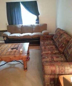 Cozy condo in Thornton - Apartamento