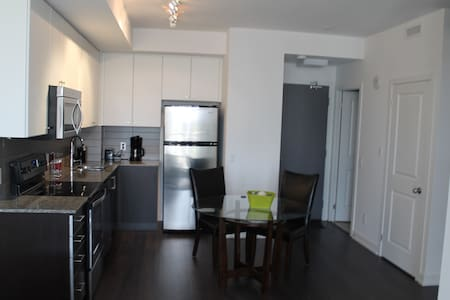 Brand new condo unit  for rent. - Appartement