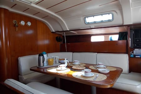 Sailing boat 6 places - Siracusa - Barco