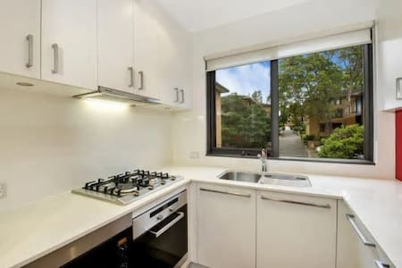 Short term single bedroom in the lower north shore - Lane Cove - Lägenhet