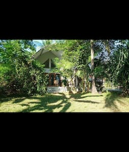 Bamboo Cottage on Gili Trawangan - Wohnung