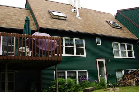 Hiddenwood @ Sugarbush Sleeps 16+