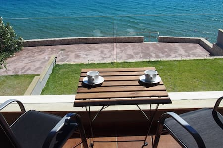 Dip In The Blue 1 - 4-bedroom-house with seaview - Agios Georgios - House