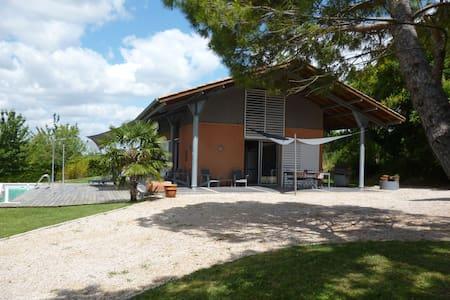Maison d'architecte - Encausse - Dom