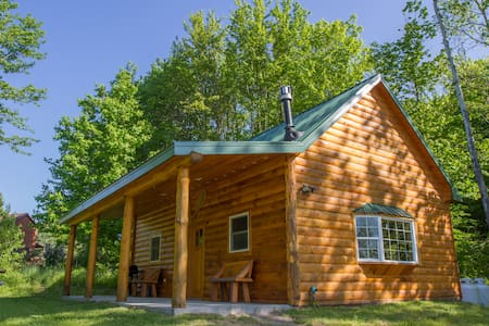 Beautiful Cabin in Finger Lakes, NY - Freeville - Cabaña