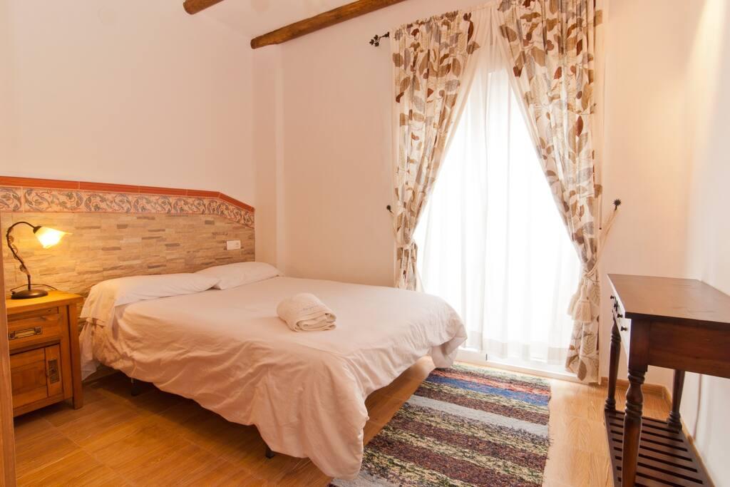 Alpujarra townhouse with spa