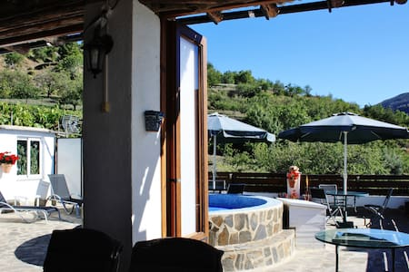 A beautiful spot in the Alpujarras2 - Bed & Breakfast