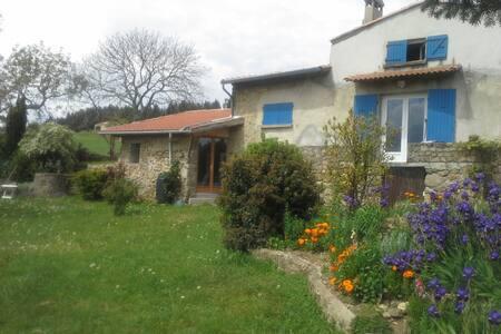 La quiétude - Saint-Barthélemy-le-Plain - Maison