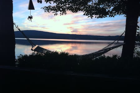 Charming Cabin on Moosehead Lake! - Greenville - Skáli