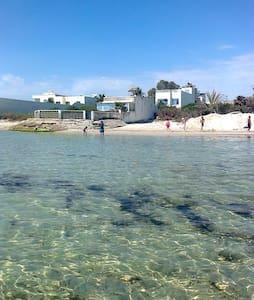 Bungalow,  bord de mer à KANTAOUI.  - Hammam Sousse - House