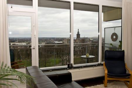 Luxury apartment city centre Nijmeg - Apartemen