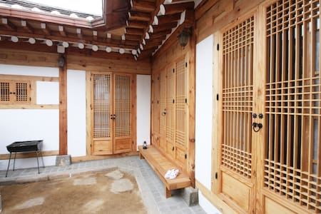 Korean Traditional Hanok - Seoul