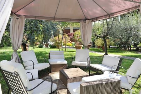 Villa with pool in Chianti - Greve in Chianti - House