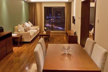 西双版纳十二城高品质双卧套房 - Xishuangbanna - Apartamento