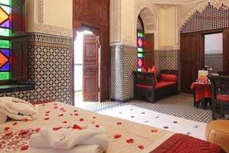 Riad Dar Khadouj suite perle du sud
