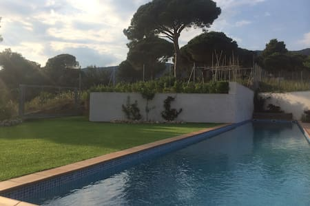 LUXURY HOME:  BEACH AND NATURE - Sant Cebrià de Vallalta - House