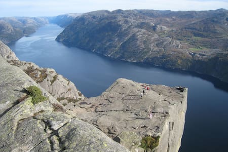 Rooms near to the Pulpit Rock/ Preikestolen - Leilighet