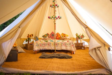 Romantic Bell Tent for two Blakemere - Tent
