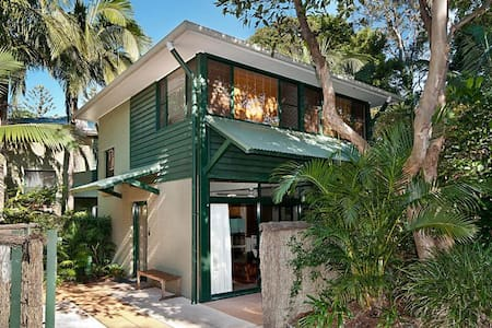 Palm Villa - Byron Bay