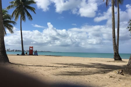 Casita on the beach - San Juan - Villa
