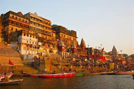 Pleasant Stay with Indian Family in Varanasi - Haus