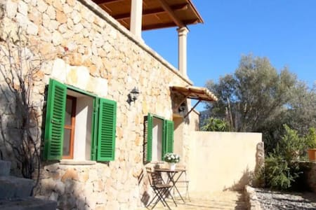 Romantic Valldemossa with terrace - Appartement