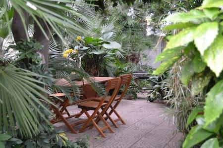 100m Relax House Garden Barbecue - Wohnung