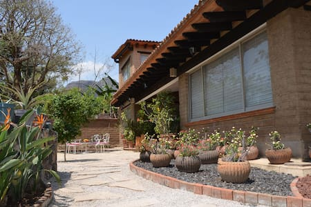 Mexican Magical Village Experience - House