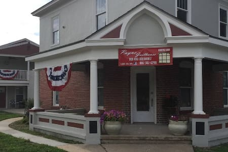 Payne Jailhouse Bed and Breakfast, Caribbean - Excelsior Springs - Bed & Breakfast