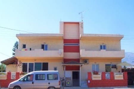 Wonderful apartments in Kavros - Daire