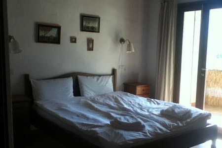 Kleine Wohnung mit Aussicht - Flat