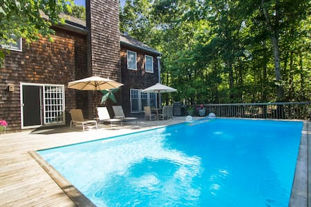 Bridgehampton 3 bedroom house &pool