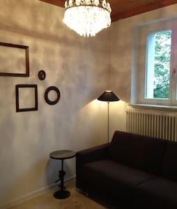 Gemütliche Wohnung mit Aussicht - House