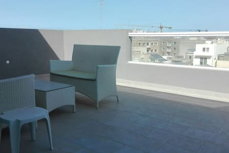 Malta,view,modern,Penthouse,new, - Byt