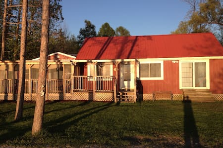Lake Champlain Cottage Rental - Swanton - Hus