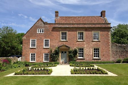 Stylish converted Stables nr Wells - Huis
