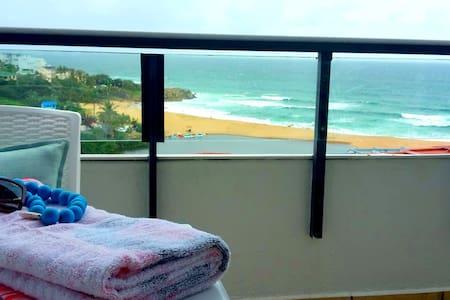 Sea-facing Penthouse on the tropical South Coast - Margate