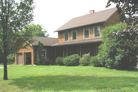 Peaceful country B&B in Green Mts. - Bed & Breakfast