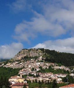 Bellissima mansarda panoramica - Tagliacozzo - Apartment