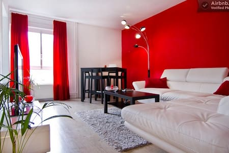 The room between Paris& Disneyland - Champs-sur-Marne - Leilighet