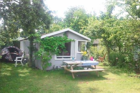 Sfeervol eenv. zomerhuis bij Egmond - Zomerhuis/Cottage